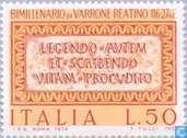 Postage Stamps - Italy [ITA] - Marcus Terentius Varro