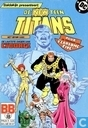 Comic Books - Teen Titans, The - De New Teen Titans 18