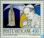 World Travel Papst Johannes Paul II.