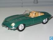 Modelauto's  - Eligor - Jaguar E-type