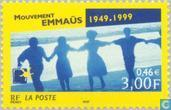 Postage Stamps - France [FRA] - Emmaus Movement