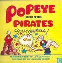 Popeye and the Pirates animated!