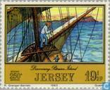 Briefmarken - Jersey - Seeleute