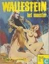 Comic Books - Wallestein het monster - De moordenaar slaat 4 keer toe