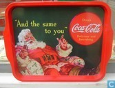 Miscellaneous - Coca-Cola - And the same to you