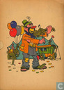 Comic Books - Filbo filmboek - Ha jongens het circus