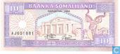 Bankbiljetten - Baanka Somaliland - Somaliland 10 Shillings
