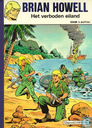 Comics - Brian Howell - Het verboden eiland