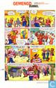 Comic Books - Gemengd Dubbel - TK03-19