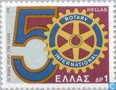 50 ans du Rotary club