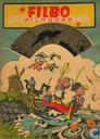 Strips - Filbo filmboek - Op een mooie zomermorgen