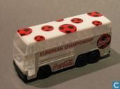 Model cars - Edocar - Autobus 'Coca-Cola' European Championship