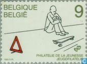 Postage Stamps - Belgium [BEL] - Youth Philately