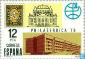 Postage Stamps - Spain [ESP] - Int. Stamp Exhibition PHILASERDICA Sofia