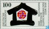 Postage Stamps - Germany, Federal Republic [DEU] - World Economy conference