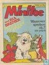 Strips - Minitoe  (tijdschrift) - 1981 nummer  40