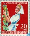 Postage Stamps - Germany, Federal Republic [DEU] - Agriculture