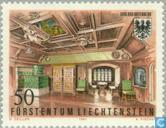 Briefmarken - Liechtenstein - Schließlich Gutenberg