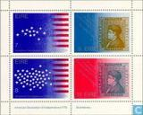 Postage Stamps - Ireland - 200 years USA