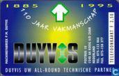 Duyvis uw all-round technische partner