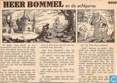 Strips - Bommel en Tom Poes - Heer Bommel en de achtgever