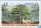 Postage Stamps - Cyprus [CYP] - Europe - Nature reserves and parks