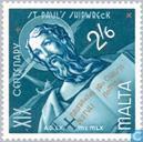 Postage Stamps - Malta - St. Paul