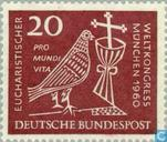 Postage Stamps - Germany, Federal Republic [DEU] - Eucharistic World