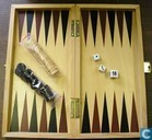 Jeux de société - Backgammon - Chess / Checker / Backgammon