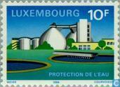Briefmarken - Luxemburg - Umwelt