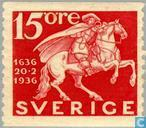 Postage Stamps - Sweden [SWE] - 300 years Swedish Post