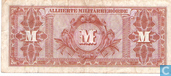 Billets de banque - Allied Military Currency - 100 marks allemands
