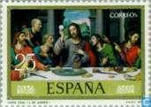 Timbres-poste - Espagne [ESP] - Peintures