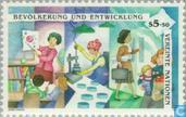 Postage Stamps - United Nations - Vienna - Conference on Population and Development