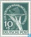 Postage Stamps - Berlin - Victims currency reform