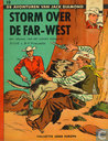Bandes dessinées - Jack Diamond - Storm over de Far-West