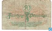 Banknotes - Berlin - Stadt - Berlin, Stadt 50 Pfennige 01/30/1920