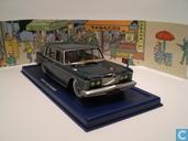 """Model cars - Atlas - De regeringslimousine uit """"Kuifje en de Picaro's"""""""