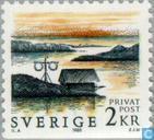 Timbres-poste - Suède [SWE] - Festival de nuit d'été en Suède