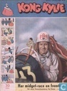 Bandes dessinées - Kong Kylie (tijdschrift) (Deens) - 1950 nummer 4