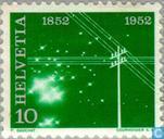 Postzegels - Zwitserland [CHE] - Telecommunicatie