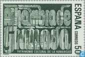 Timbres-poste - Espagne [ESP] - Le patrimoine culturel