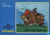 Bandes dessinées - Spirou et Fantasio - Das Fertighaus