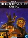 Comics - Altor - De kracht van het kristal