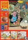 Comic Books - Suske en Wiske weekblad (tijdschrift) - 2001 nummer  50