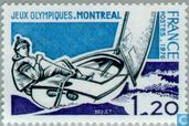 Postage Stamps - France [FRA] - Olympic Games