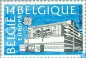 Postage Stamps - Belgium [BEL] - Europe – Post offices