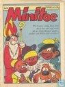 Strips - Minitoe  (tijdschrift) - 1981 nummer  48