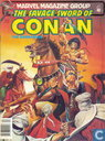 Comic Books - Chane - The Savage Sword of Conan the Barbarian 63