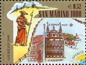 Briefmarken - San Marino - Heilige Jahr